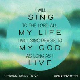 live in praise