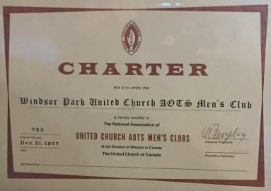 AOTS Charter