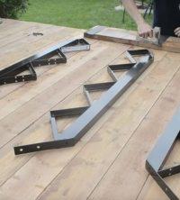 Metal Stair Stringer Windsor Plywood