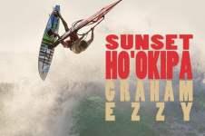 SUNSET HO'OKIPA – GRAHAM EZZY