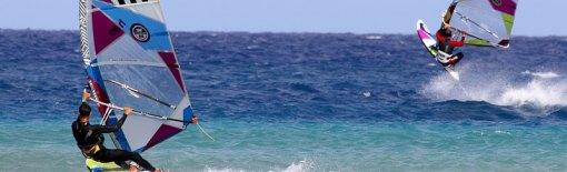 Дует на острове Фуетевентура