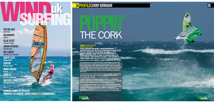 WinsurfingUK magazine issue 4