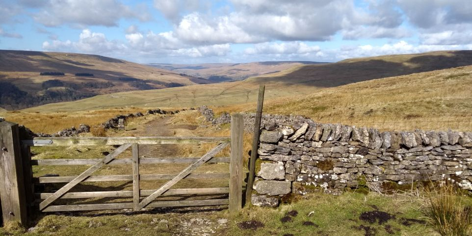 Yorkshire Dales walk