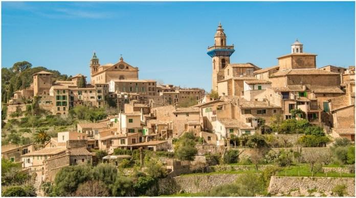Monastère Cartuja de Valldemossa, Baleares