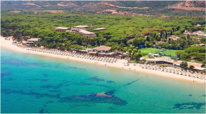 Forte Village Resort, Sardinia, Italy