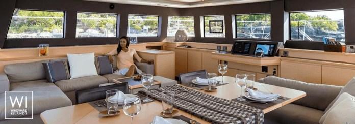 Lagoon Catamaran Motor Yacht 630 - My Cute Little Cat interior