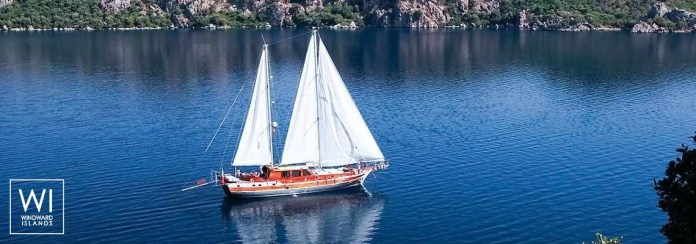 Silver Star II is a luxurious and elegant schooner available for Elba