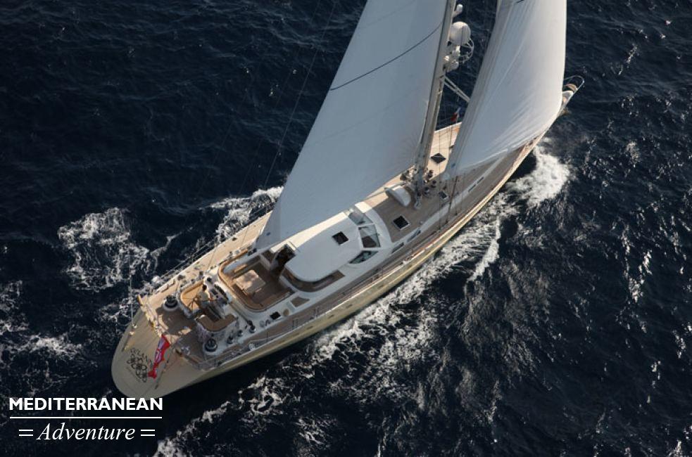 Boat Rental In Turkey In The Aegean Sea