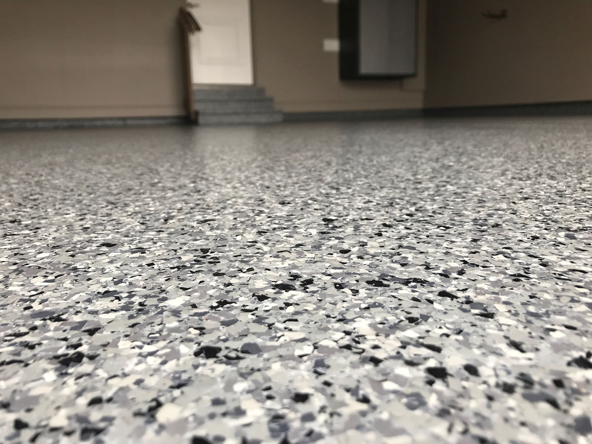 Windy City Coating Flooring Project Gallery  Chicagoland