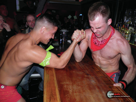 Lucky Horseshoe Lounge Chicago  Gay Chicagoland Business Bar Reviews  Windy City Times