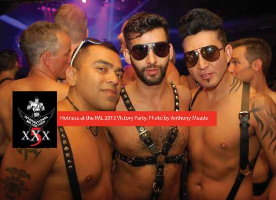 2236  IML 2013 2013 Victory Party  Gay Lesbian Bi Trans