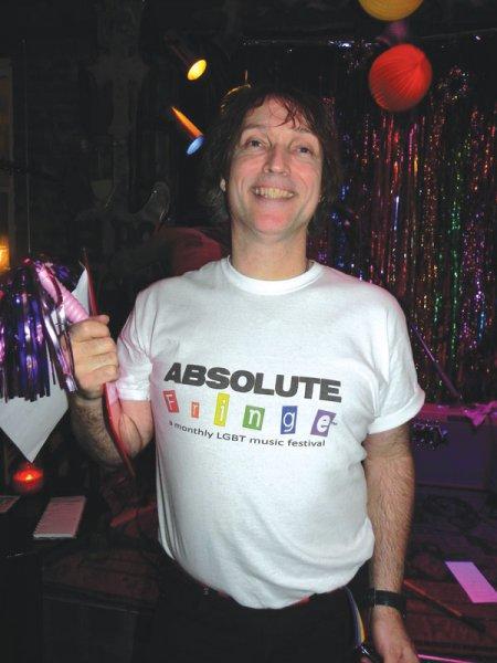 3002  Tim Cain Living on the Fringe  Gay Lesbian Bi Trans News Archive  Windy City Times