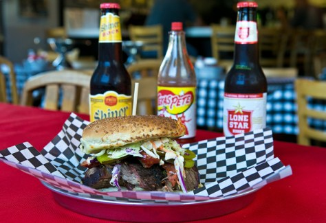 windy city bbq sandwiches and texas beer