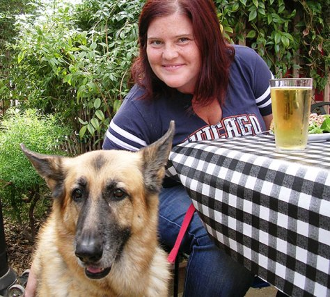 dog-friendly-restaurant-german-shepherd