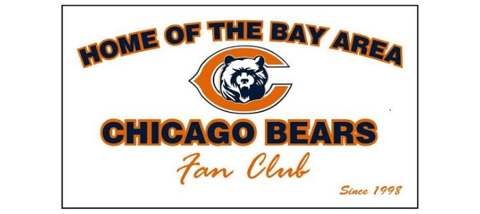 Bay Area Chicago Bears Fan Club – October Update