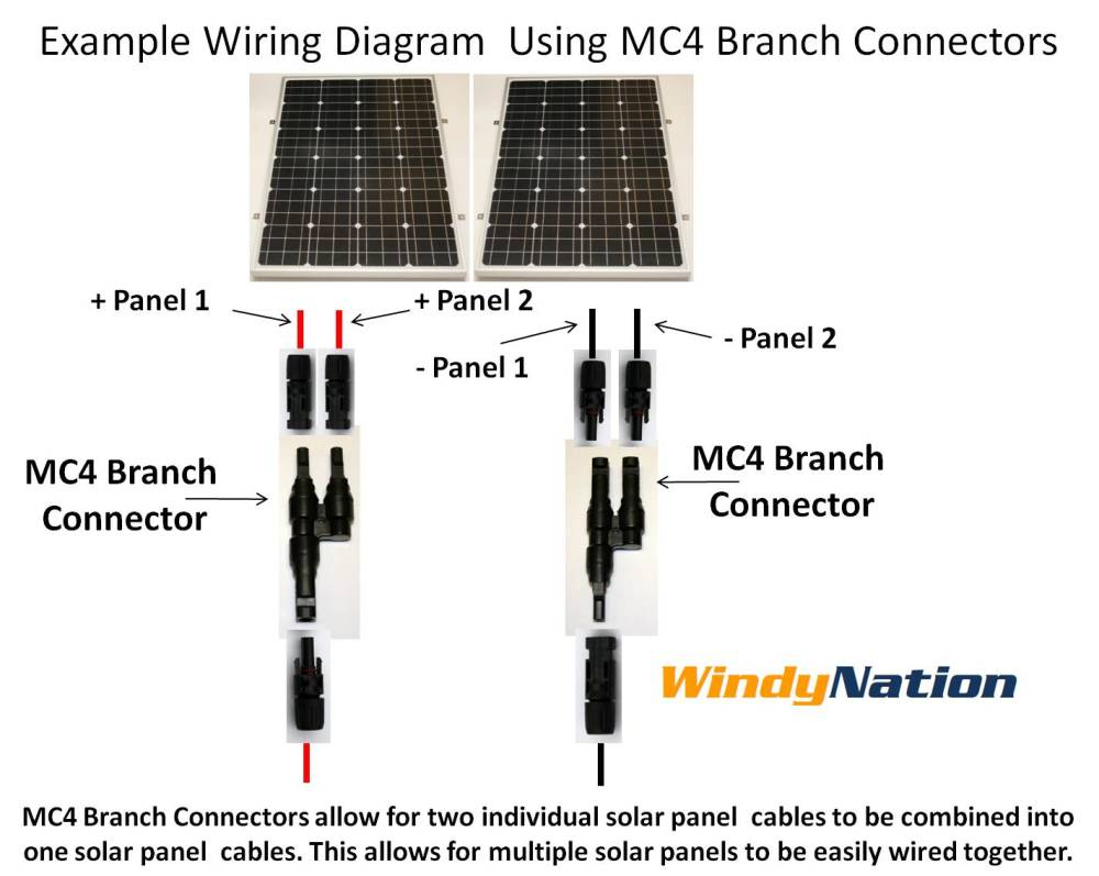 medium resolution of solar panel wiring diagram example