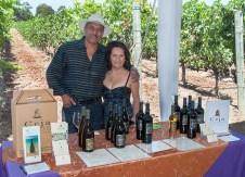 Pedro Ceja and Amelia Morán-Ceja, Ceja Vineyards.