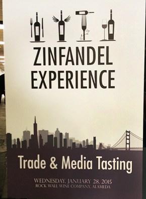 Zinfandel Experience 2015
