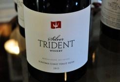 Silver Trident 2013 Benevolent Dictator, Sonoma Coast Pinot Noir (Edgar Solis)