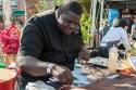 Chef Anwar Herron, Touche' Mobile Chefs.