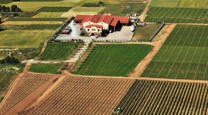 Savoring the 2015 Alpha Estate Malagouzia