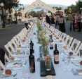 Sip and Savor Event in Downtown Lodi
