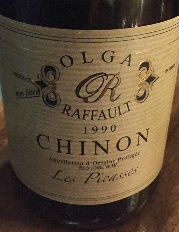 Chiron wine pairing