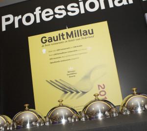 Tijdens de GaultMillau Awards vindt ook Fine Food Professional plaats