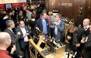 De beursvloer van Wine Professional is al dertien jaar de locatie om contact te maken met potentiële nieuwe relaties