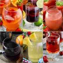 Sangria Recipes - Wine & Glue