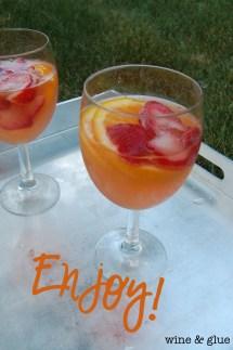 Sunset Sangria Recipe