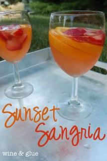 Sunset Sangria