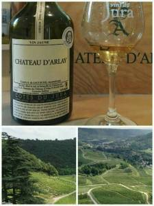 Vin Jaune 2006. Chateau d'Arlay, Jura, France. July 2016.