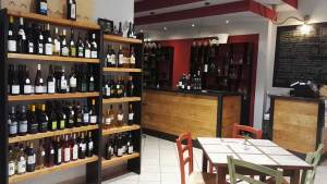 Wine bar Into The Wine, Pinerolo.