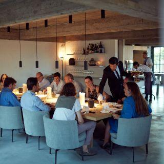 Luberon wines @ The Jane Table in Antwerp. June 2018. Photo credit: @gillesdesplanques
