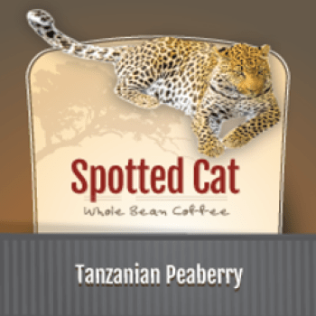 Zawadee Spotted Cat Tanzanian Peaberry | 12oz