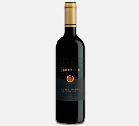 Predator Six Spot Red Blend 2015 | Predator Wines