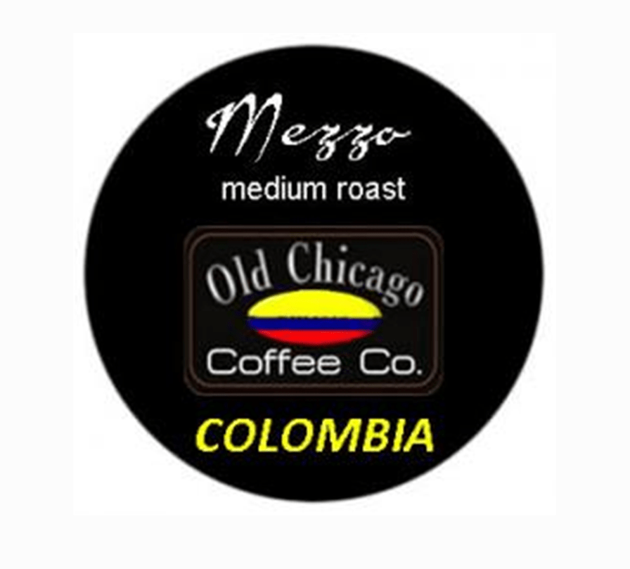Old Chicago Colombian Medium Roast FTC | 10oz