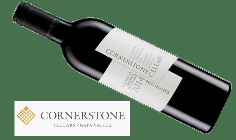 Cornerstone Cellars Benchland Cabernet Sauvignon 2014