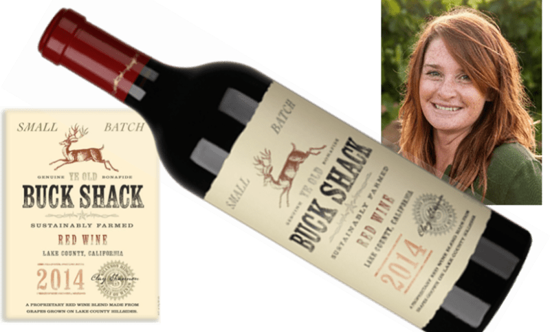Shannon Ridge Buck Shack Red 2014