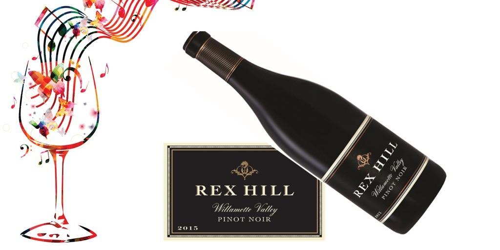 Rex Hill Pinot Noir 2015