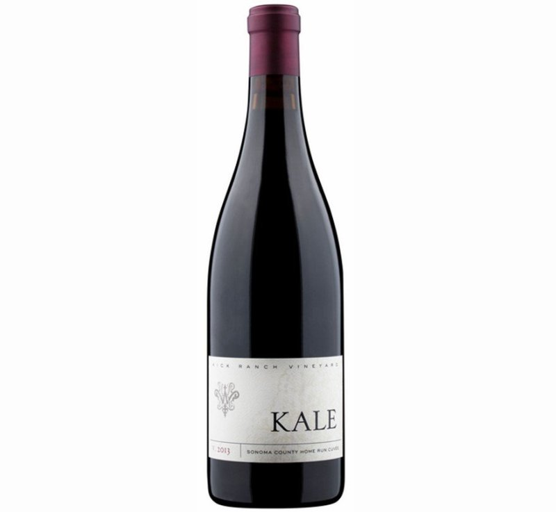 Kale Kick Ranch Vineyard Home Run Cuvée 2013 | Soft, Smooth, Seamless | Cellar Selection |Pairs w/Red Meat, Vegetables, Hard Cheese | Drink 58-65°F | Drink now thru 2025+ | 94WA | Red Blend | Syrah · Grenache | Sonoma, CA | Winemaker Kale Anderson