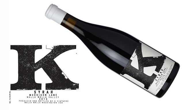 K Vintners Morrison Lane Syrah 2013 | Seamless & Elegant | Cellar Selection |Pairs with Comfort Foods, Red Meat, Poultry | Drink 60-65°F | Drink now thru 2030 | 100% Syrah | Walla Walla Valley, WA| K Vintners is always in my cellar! | K Vintners Syrah | Winemaker Charles Smith