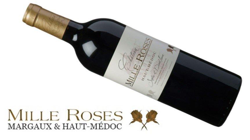 Château Mille Roses Haut-Médoc 2014