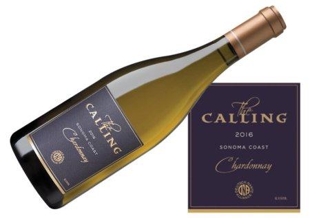 The Calling Chardonnay Sonoma Coast 2016 | Refreshing & Elegant | Cellar Selection | Pairs w/White Meat, Rich Fish, Vegetarian | Serve 50-55°F | Drink now thru 2022 | 91WA | White Wine | Chardonnay | Sonoma Coast, CA | Winemaker Dan Goldfield