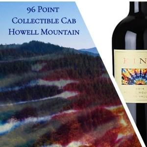 Kind Cellars Cabernet Sauvignon Reserve Howell Mountain 2014