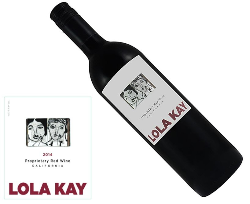 Lola Kay Proprietary Red 2014