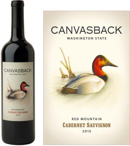 Canvasback Cabernet Sauvignon 2015