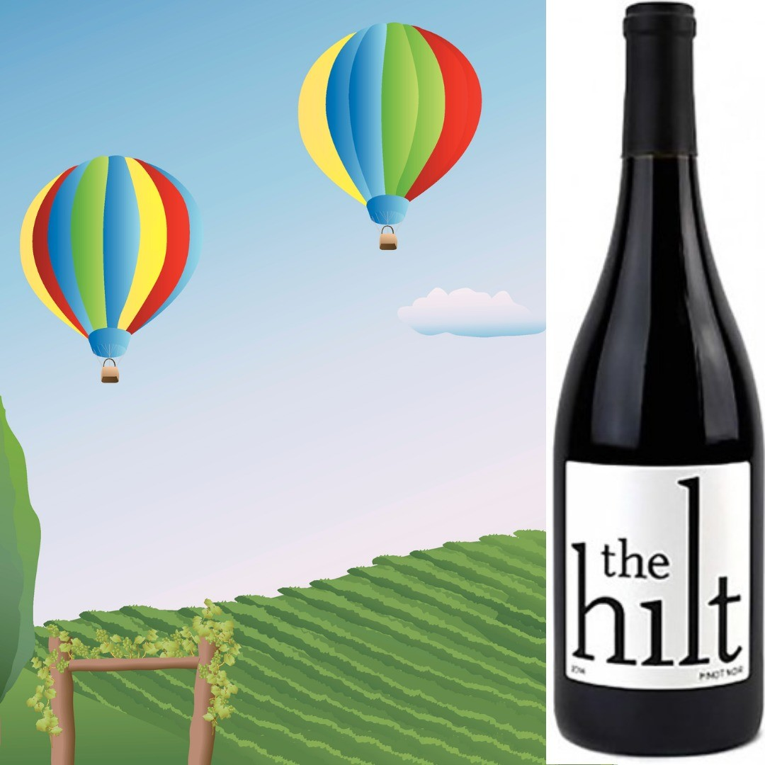 The Hilt Pinot Noir 2014