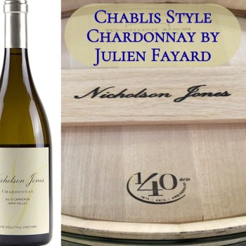 Nicholson Jones Dolly Hill Chardonnay 2013